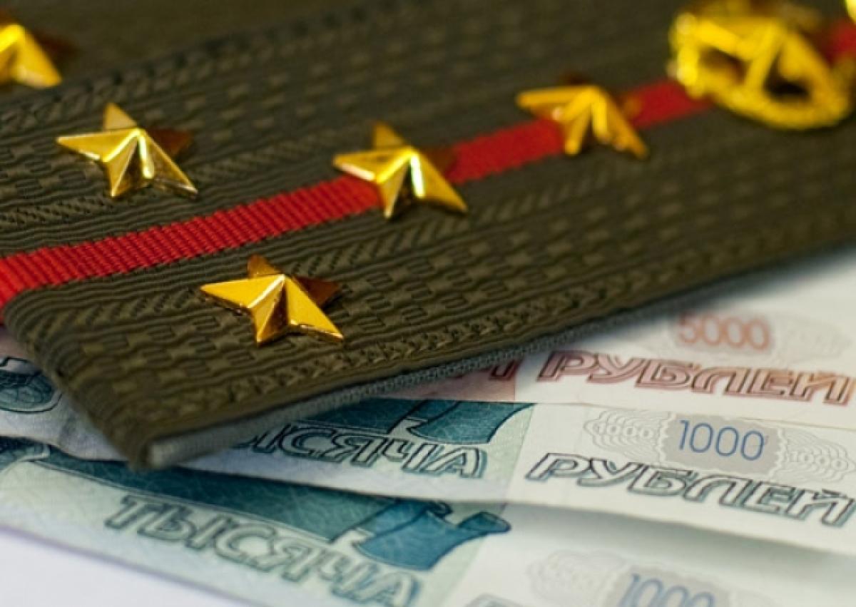 изменения по выплатам военнослужащим
