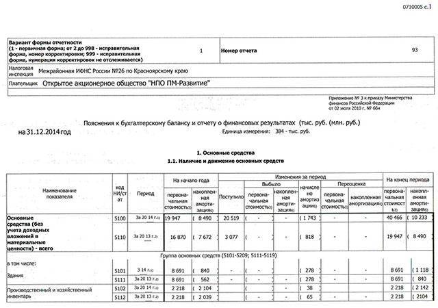 пояснительная записка к бухгалтерскому балансу 2016 образец бюджет - фото 7